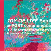 Joy of Life Exhibition