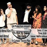 Ek Biwi Ka Sawal Hai Baba (A Comedy Theatre Play)