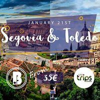 Segovia &amp Toledo - January 21st