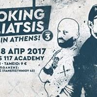 Cooking Maliatsis Live Vol.3 284  Piraeus Academy