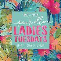 Every Tuesday Pour Elle Ladies Tuesdays