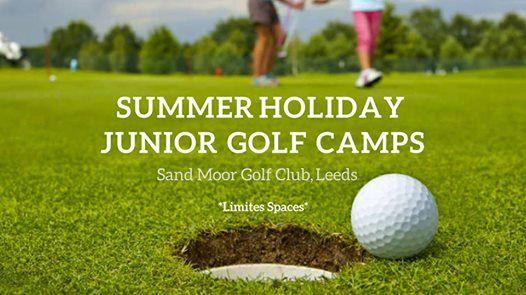 Junior Summer Holiday Golf Camps