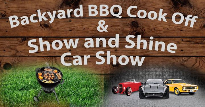 Backyard BBQ Cook Off Car Show At N St Marys St San Antonio - Car show in san antonio tx