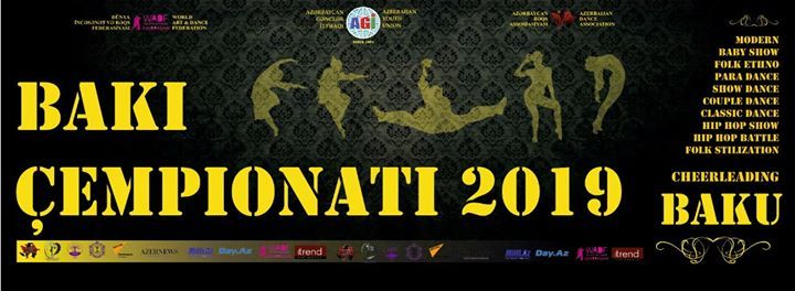 Baku Dance Open 2019 Bak Rqs zr Aq empionat