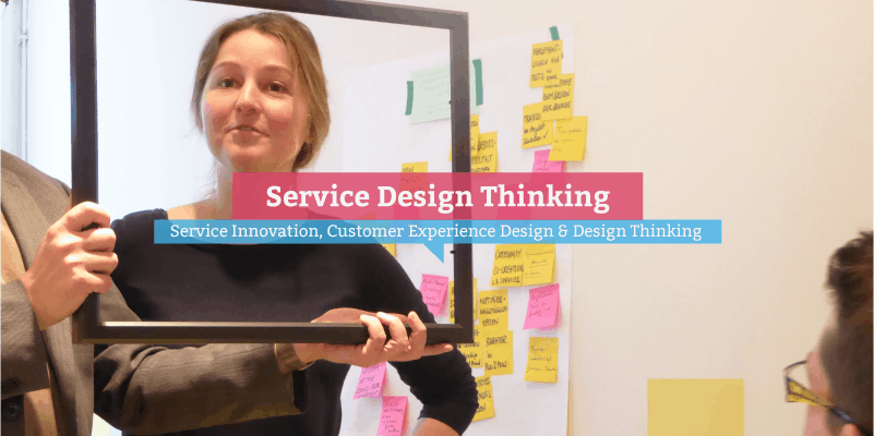 Certified Service Design Thinker (engl.) Dublin