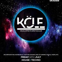 KLE  Visual Effects Spectacular  14.07.17
