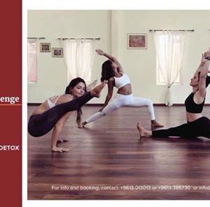 24 Days Yoga Challenge- June