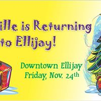 Light Up Ellijay- Return of Whoville