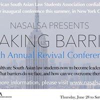 NASALSA 20th Annual Convention