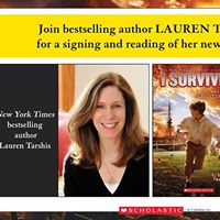 Meet Lauren Tarshis Author of the Bestselling I Survived Series