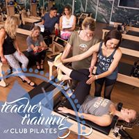 Club Pilates Teacher Training Information Session