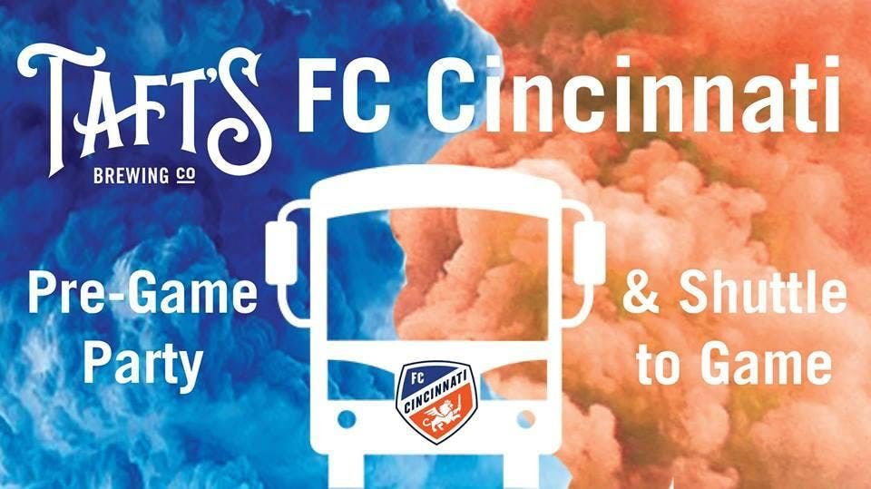 FC Cincy Pre-Game Party & Shuttle