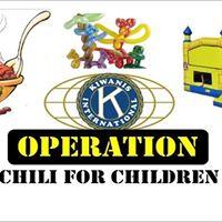 Operation Chili for Children