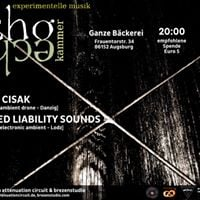 PIOTR CISAK - LIMITED LIABILITY SOUNDS - live in Augsburg