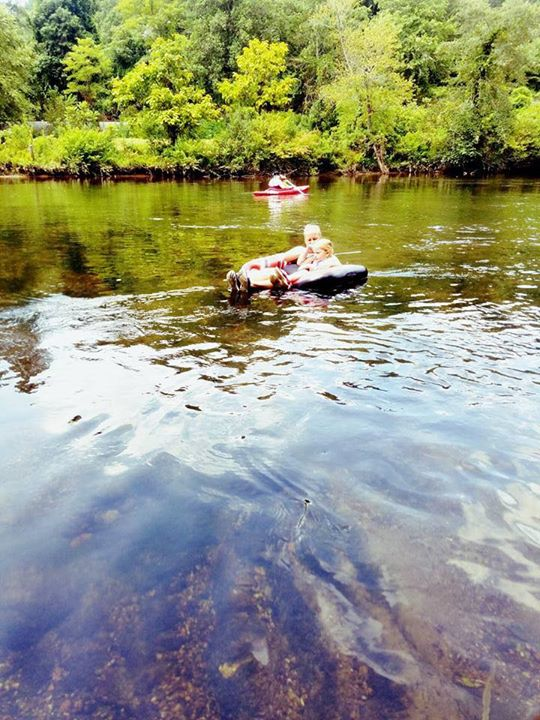 The Toccoa River 5K & Tubing
