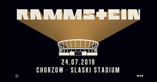 Rammstein BUS 24.07.19 Stadion lski  wyjazd z Bielska-Biaej