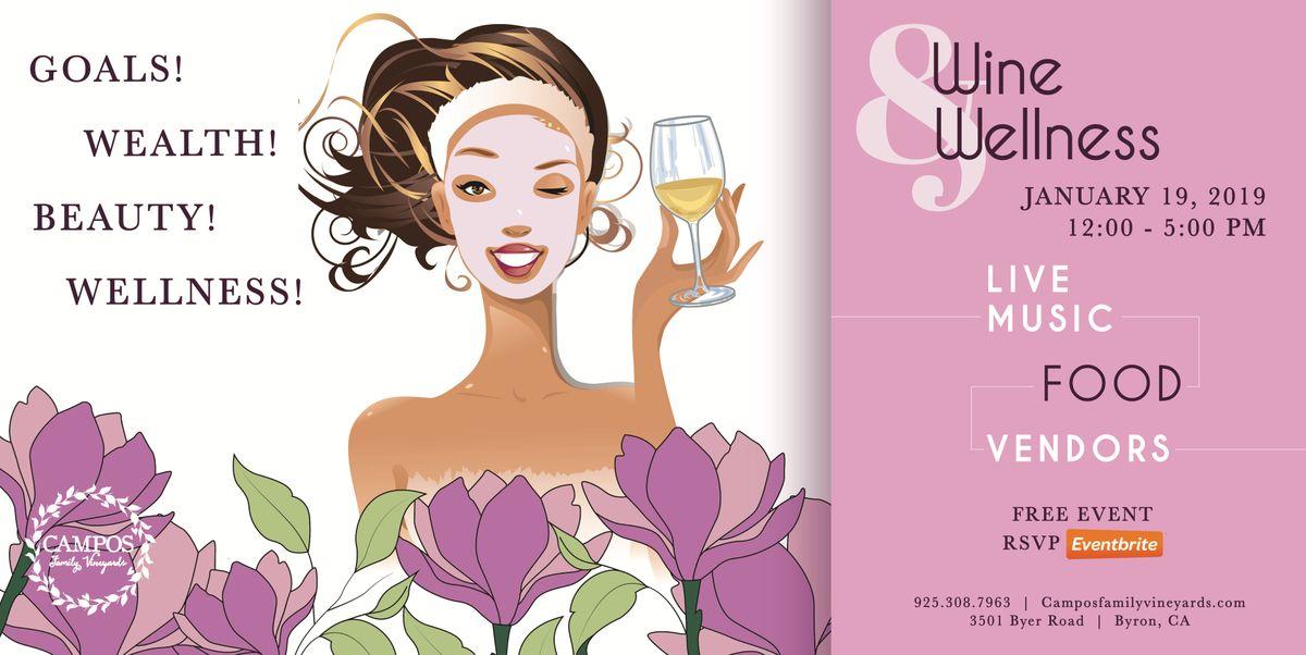 Wine & Wellness Sip & Shop