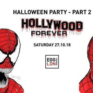 Hollywood Forever Halloween Pt2 Christian Smith Drunken Kong