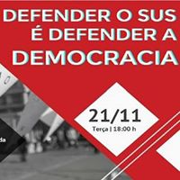 3 Pr-Simpsio do CebesNcleo Bahia Defender o SUS  defender