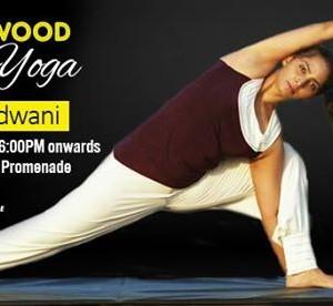 Bollywood Style Yoga
