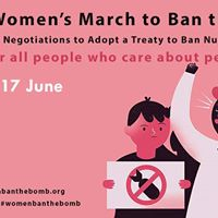 Global Womens March to Ban the Bmb - Brisbane