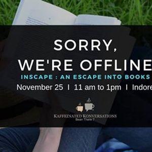 Inscape  Escape into Books