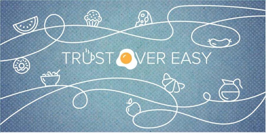 Edelman Presents Trust Over Easy  A Breakfast Brainstorm