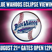 Blue Wahoos Stadium Open for Solar Eclipse
