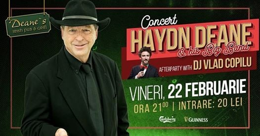 Concert Haydn Deane&The Big Band