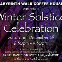 Winter Solstice Celebration 2017