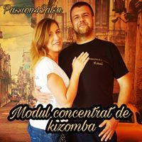 Modul concentrat de kizombaPassion4Salsa