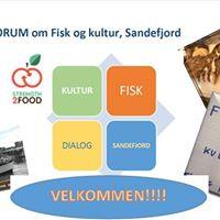 Er fisk like mye kultur som dans kunst og musikk i Sandefjord