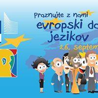 Evropski dan jezikov 2017