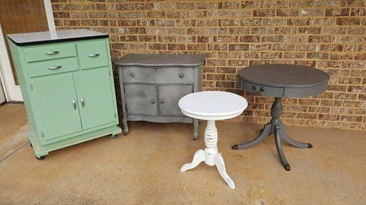 Furniture Painting 101 Workshop