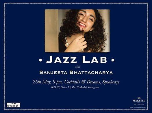 Jazz Lab with Sanjeeta Bhattacharya - 26th May