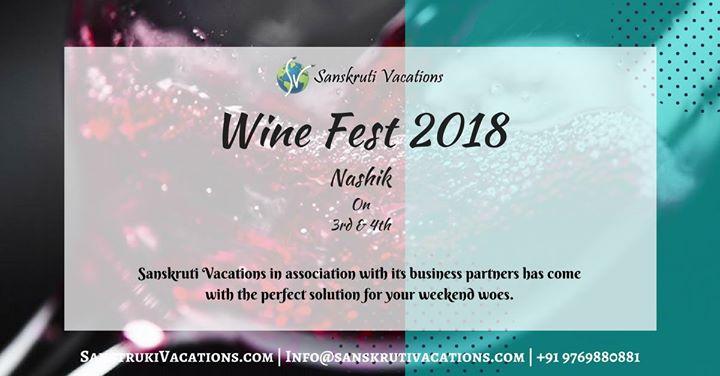 Wine Festival Nashik 2018