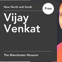 Vijay Venkat at the Manchester Museum - NewNorthSouth
