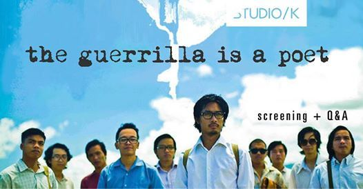 Screening  Q&A The Guerrilla Is a Poet