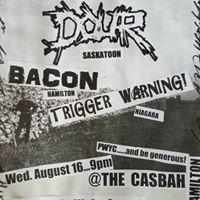 DOUR Bacon &amp Trigger Warning