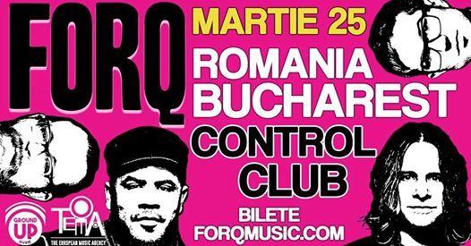FORQ in Bucharest - Control Club