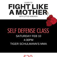 Fight Like a Mother Self-Defense Class
