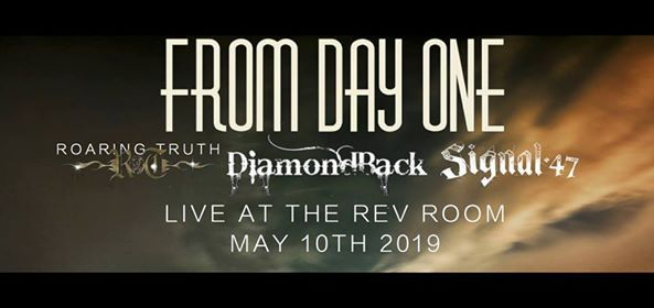 From Day One Live at The Rev Room