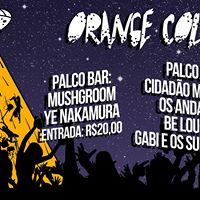 Orange Colab - Festival de Rock de 8 anos da Orange Produes