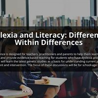 2017 Dyslexia Foundation Videoconference at Brehm