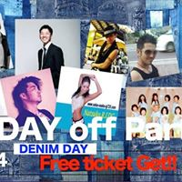 GW DAY off Party free ticket get