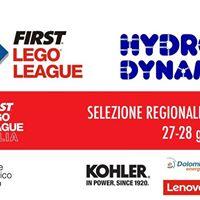 Selezione regionale Nord-Est 2  FIRST LEGO League Italia