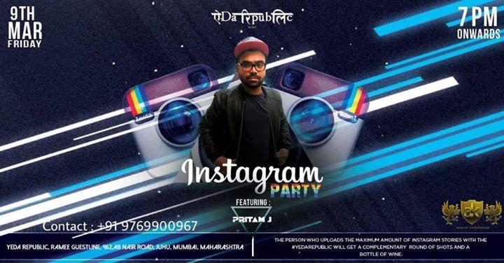 Instagram Party