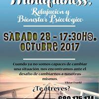 Mindfulness Relajacin y Bienestar Psicolgico