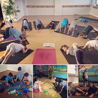 School Holidays Kids Yoga Workshops