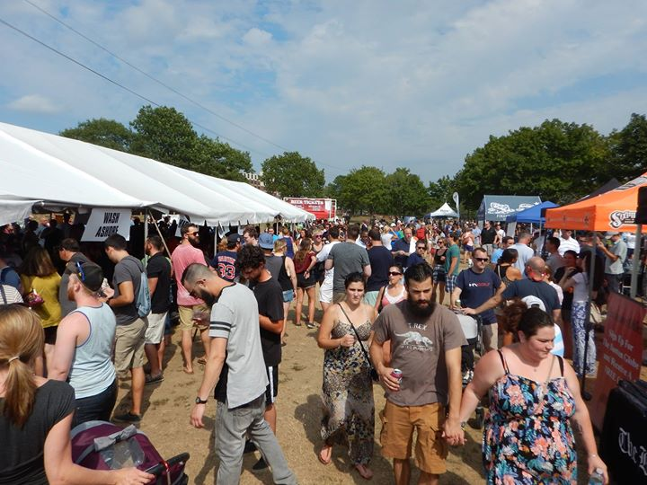 The Providence Food Truck & Craft Beer Festival